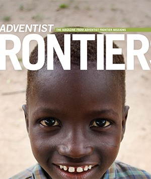 Adventist Frontiers Redesign